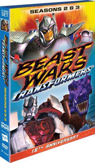 Beast Wars: Seasons 2 & 3